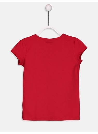 LC Waikiki Tişört Kırmızı